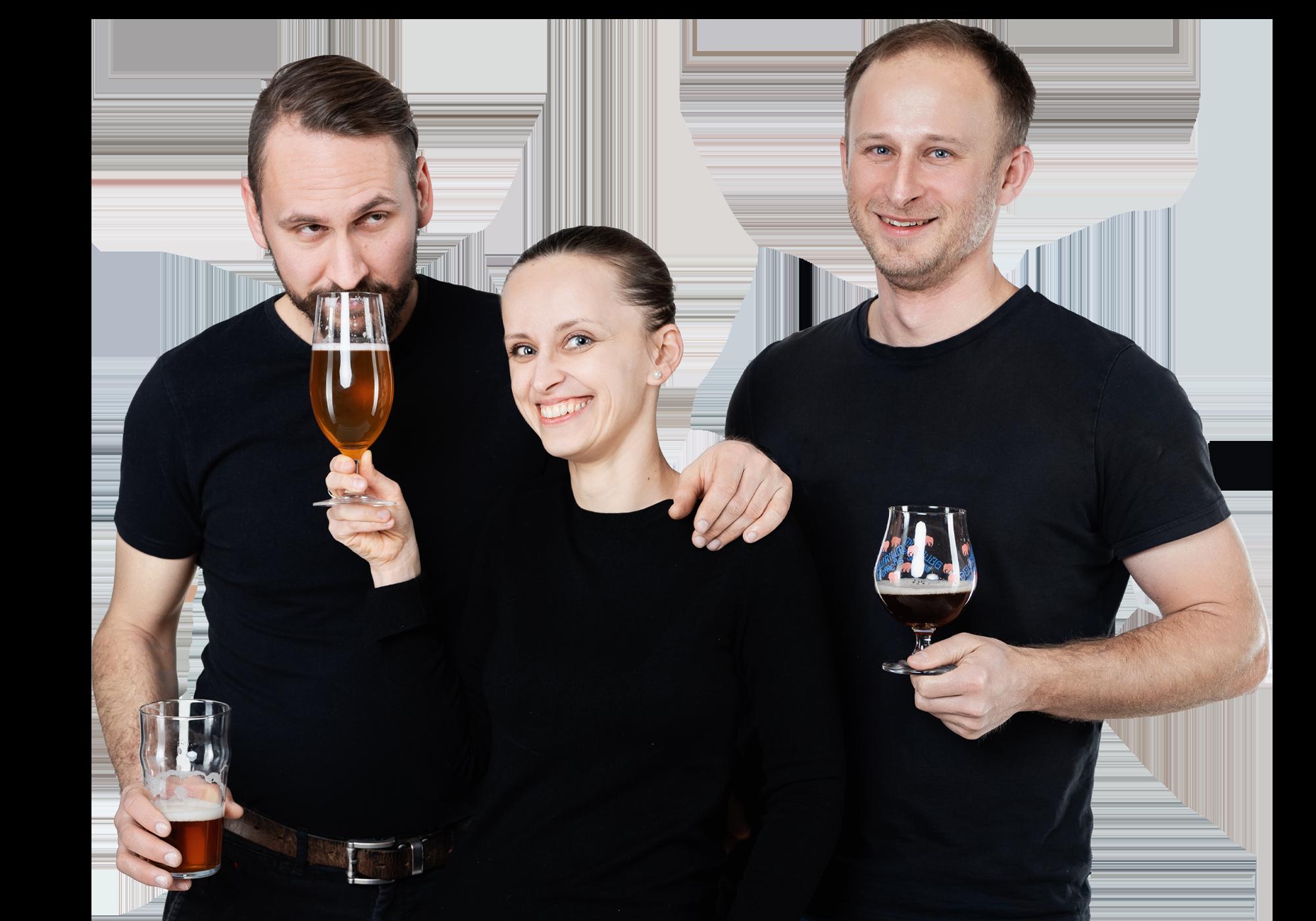 Rodinny pivovar